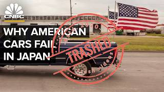 "Clickbait trashed: ""Why Ford And Other American Cars Don't Sell In Japan?"""
