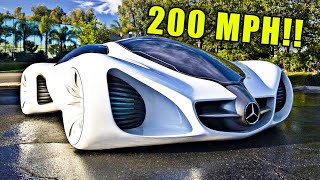10 MOST AMAZING CARS IN THE WORLD