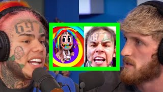 6IX9INE EXPOSES BILLBOARD