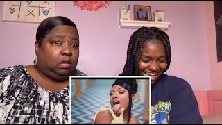 MOM REACTS TO CARDI B WAP FT. MEGAN THEE STALLION (OFFICIAL MUSIC VIDEO) | Amari Nicole