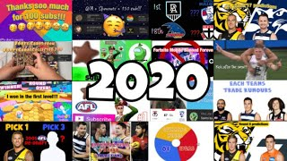 The Year That was 2020 | Choc_star