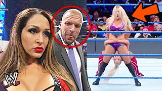 10 WWE Superstars Who Were Caught Off-Guard On TV!