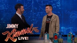 April Fools' Day Pranks with Mark Rober