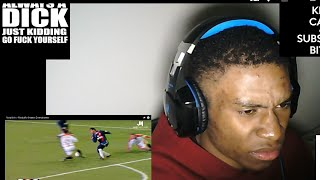RONALDINHO GAUCHO - ALL TIME BEST FOOTBALL SKILLS & PLAYS | REACTION!!