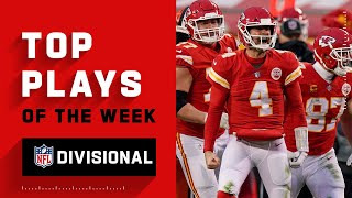 Top Plays from Divisional Round | NFL 2020 Highlights