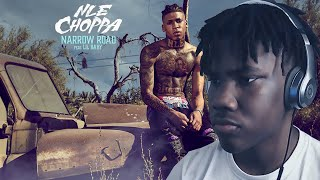 DID THEY SNAP? | NLE Choppa - Narrow Road ft. Lil Baby | REACTION