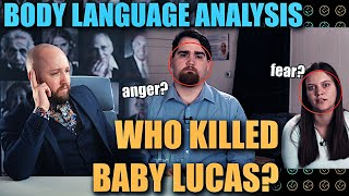 Did Elka Shake Her Son Lucas to Death? Nonverbal Specialist Analyzes Body Language to Find Out