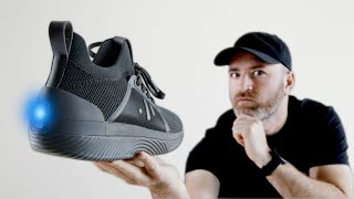 "These Futuristic Shoes Let You ""Feel"" Sound"