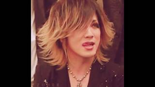 the GazettE funny sexy and cute