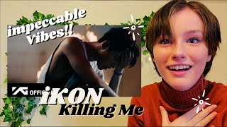 SO SO CATCHY - NEW Fan Reaction to iKON - '죽겠다(KILLING ME)' M/V