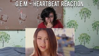 Shy Reacts: G.E.M (邓紫棋) - Heartbeat (新的心跳)