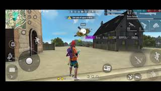 Free Fire op gameplay / SC unit gaming