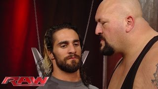 The Authority abandons Seth Rollins: March 16, 2015