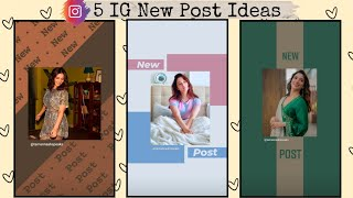 Instagram Story Ideas | New Post ideas | Creative ideas | Android | Using IG App only !!