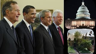 Where Do Ex Presidents Live | Pensions and Perks for Former Presidents