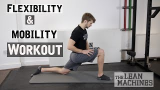 Flexibility and Mobility Workout (20 min)