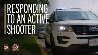 Responding to an Active Shooter