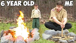 I Went Back To Boy Scouts For A Day