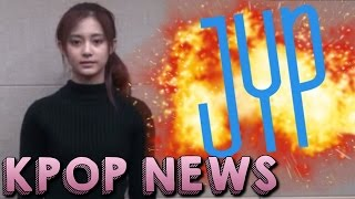 Tzuyu Controversy/Scandal could lead to the fall of JYP? - KPOP NEWS