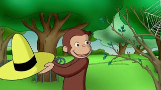 George The Spider-Monkey 🐵Curious George 🐵Kids Cartoon🐵Kids Movies🐵Videos for Kids