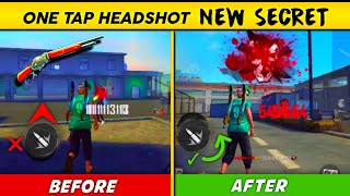 Secret Tips & Tricks Of One Tap Headshot 🤫 24kGoldn - Mood ❤️ ( FreeFire Highlights )