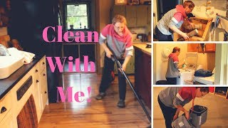 Clean With Me ~ To Do List ~ Recipes