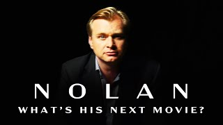 What Is Christopher Nolan's Next Movie After TENET?