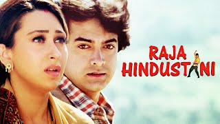 Raja Hindustani | Full Movie | Aamir Khana | Karishma Kapoor | Romantic Movie
