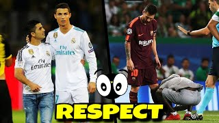 Most Beautiful And Respectful Moments In Sports