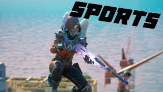 Sports 🏈 [Fortnite Montage]