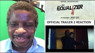 The Equalizer 2 Official Trailer 2 Reaction