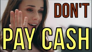 DON'T PAY CASH! How to USE FINANCE to get a GREAT CASH DEAL! The Homework Guy, Kevin Hunter
