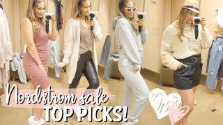 NORDSTROM ANNIVERSARY SALE 2020 | FASHION TRY-ON | SHOP WITH ME FALL CLOTHING