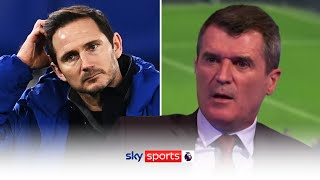 Roy Keane fires warning to Frank Lampard over his job as Chelsea manager
