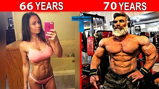 Top 10 Grandparents You Won't Believe Exist | People Who Don't Age