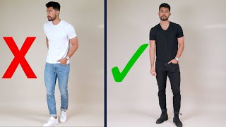 10 Tricks To Look BETTER In Clothes
