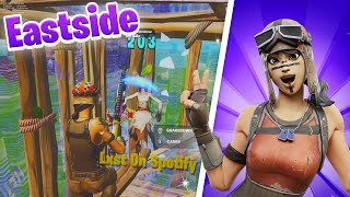 Eastside 💫 | Fortnite Highlights #1