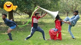 Very Funny Stupid Boys_New Comedy Videos 2020_Episode 52_ By Funkivines