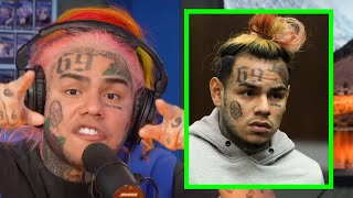 DOES 6IX9INE REGRET SNITCHING?