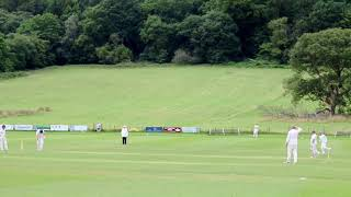 Aire-Wharfe Cricket: Glorious views and a wicket at Harden