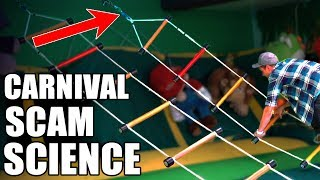 CARNIVAL SCAM SCIENCE- and how to win