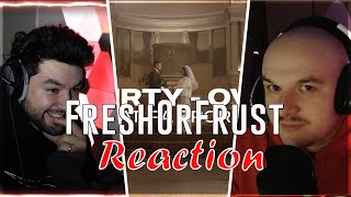 FOURTY X PA SPORTS - OVER | FreshorFrust Reaction |