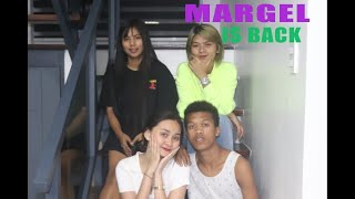KAT, MARIANO, ANGEL AND LEXI. LOVE RADIO MARGEL IS BACK FEB 25