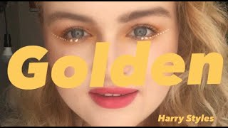 Harry Styles - Golden (cover by Julia)