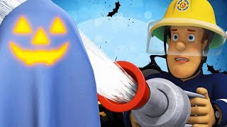 Fireman Sam New Episodes | Ghost Alarm! 👻 Pontypandy's Halloween Party 🔥 Cartoons for Children