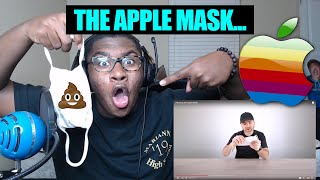 REACTING TO THE APPLE MASK! | MARKET SCHEME??