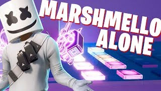 Marshmello - Alone | Fortnite Music Blocks Code Tutorial Creative Kreativmodus Musik Cover