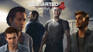Uncharted 4: The Prison System
