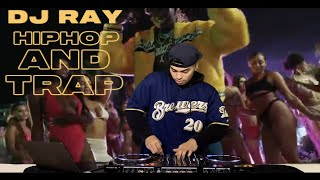 Hip hop & Trap Club mix 2021 - DJ RAY (Featuring - Pop smoke, Dababy, Drake, Cardi B and More)