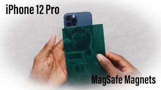 iPhone 12  / 12 Pro MagSafe  Magnets || #shorts